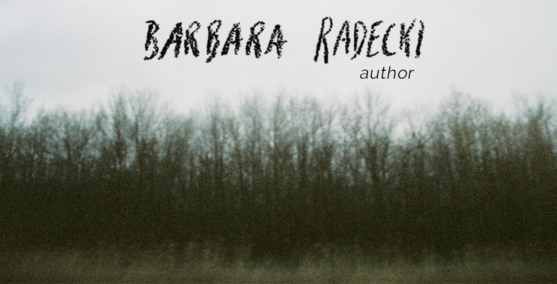 Barbara Radecki, author