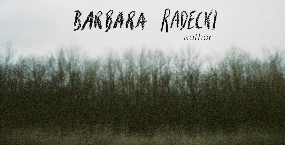 Barbara Radecki, author